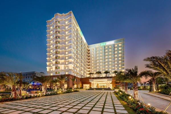 Combo kỳ nghỉ Đà Nẵng tại DLG Hotel 5 sao 3 ngày 2 đêm