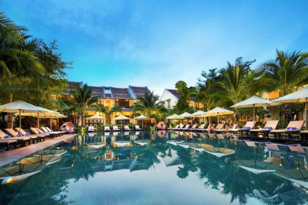 Combo kỳ nghỉ Đà Nẵng tại Silk Village Resort &Spa Hội An 5 sao 3 ngày 2 đêm