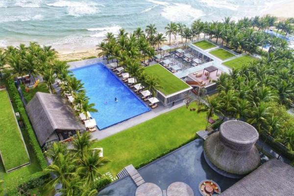 Phòng khách sạn Naman Retreat Đà Nẵng 5 sao