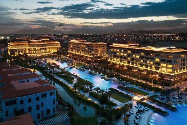 Combo kỳ nghỉ Đà Nằng tại Sheraton Grand Danang Resort 5 sao 3 ngày 2 đêm