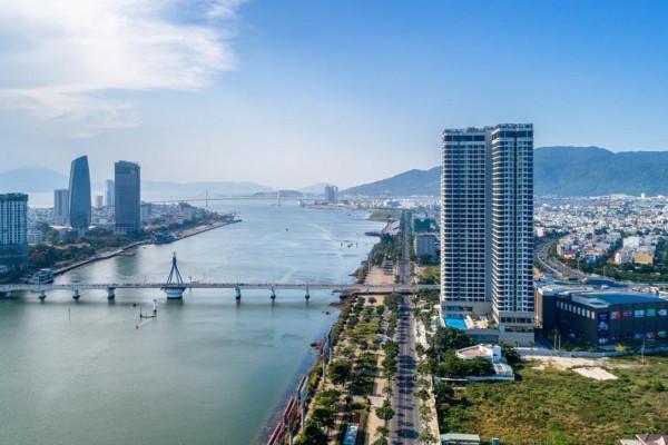 Phòng khách sạn Vinpearl Condotel Riverfront Đà Nẵng 5 sao