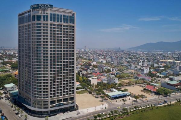 Phòng khách sạn Four Points by Sheraton Danang 5 sao