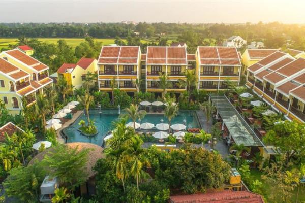 Phòng khách sạn La Siesta Hoi An Resort & Spa 5 sao