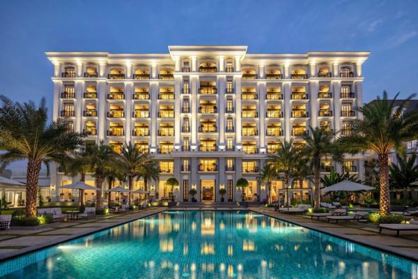 Free & Easy Kỳ nghỉ 4 sao tại Mia Saigon Luxury Boutique Hotel 2 ngày 1 đêm
