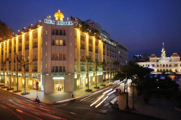 Free & Easy Kỳ nghỉ 5 sao tại Rex Hotel Saigon 2 ngày 1 đêm