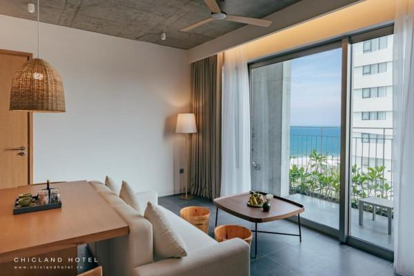 Chicland Hotel Đà Nẵng - không gian lưu trú thật 'chic' bạn không nên bỏ lỡ