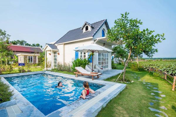 Top 3 resort nghỉ dưỡng gần Hà Nội lý tưởng nhất