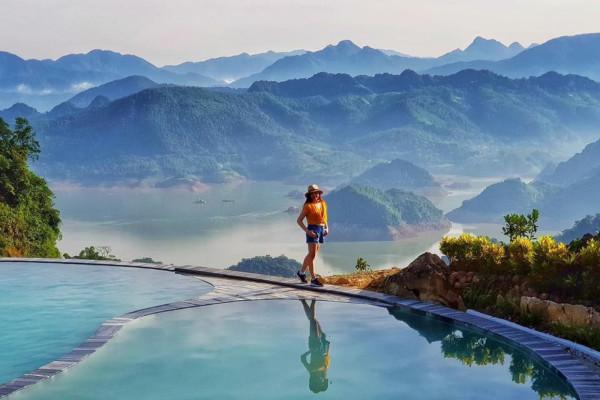 Bakhan Village Resort - Viên ngọc quý trên triền đồi Mai Châu, Hòa Bình