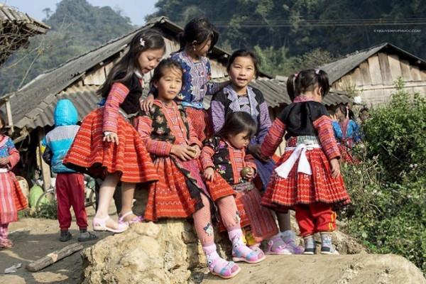 Du lịch Mộc Châu dịp lễ 2/9 - cùng người Mông đón Tết độc lập