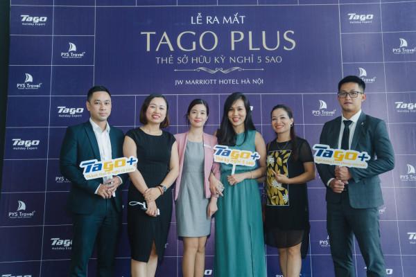 Travellive: Ra mắt sản phẩm Tago Plus - Thẻ sở hữu kỳ nghỉ 5 sao