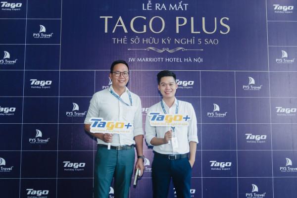 Báo du lịch: Ra mắt sản phẩm Tago Plus – Thẻ sở hữu kỳ nghỉ 5 sao