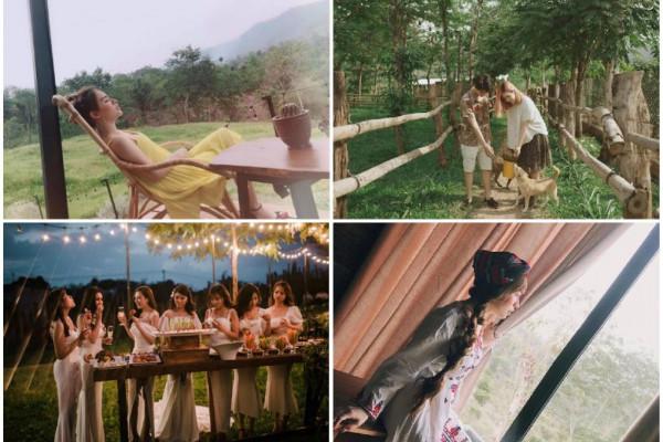Lee's House Homestay Buôn Ma Thuột - tọa độ check in đẹp nhất Tây Nguyên