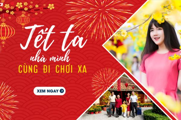 Top 6 điểm du lịch nghỉ dưỡng tết Nguyên Đán 2020 ngay gần Hà Nội
