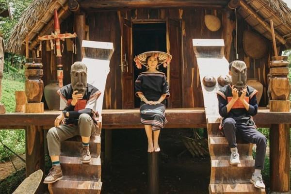 Khu du lịch sinh thái KoTam - nơi lưu giữ những nét đẹp văn hóa Buôn Ma Thuột