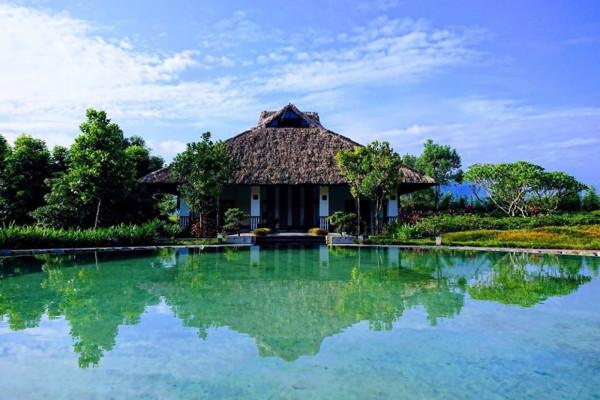 """An Lạc Resort - điểm du lịch sinh thái và tắm suối khoáng nóng cực """"chill"""" gần Hà Nội"""