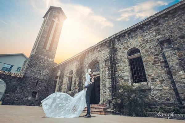 Ghé thăm nhà thờ đá Tam Đảo - Công trình kiến trúc cổ kính, đậm nét châu Âu