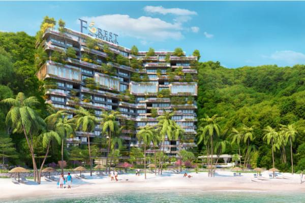 Flamingo Cát Bà Beach Resort - siêu phẩm biệt thự trên trời cao huyền thoại