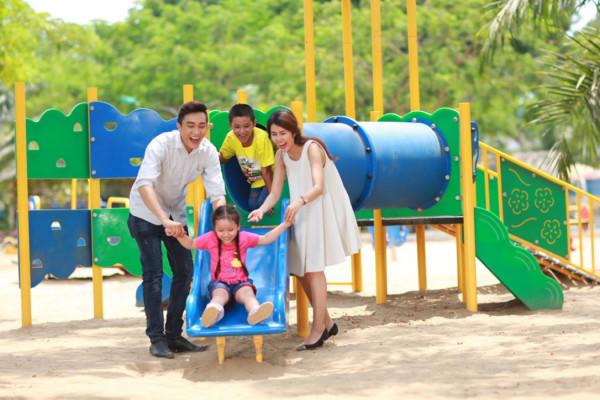 Top 5 khu nghỉ dưỡng ngay gần Hà Nội lý tưởng nhất cho gia đình có con nhỏ