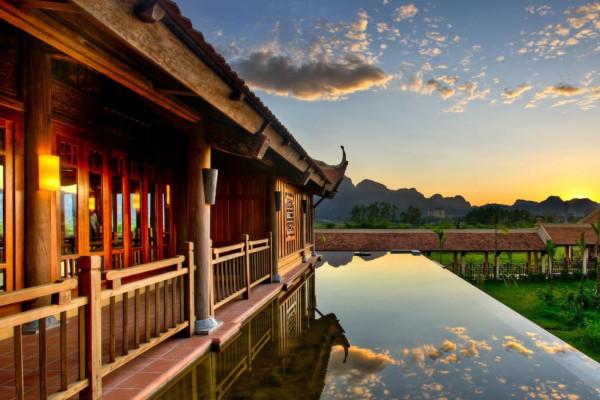 Top 5 khu nghỉ dưỡng sang chảnh bậc nhất ngay sát Hà Nội