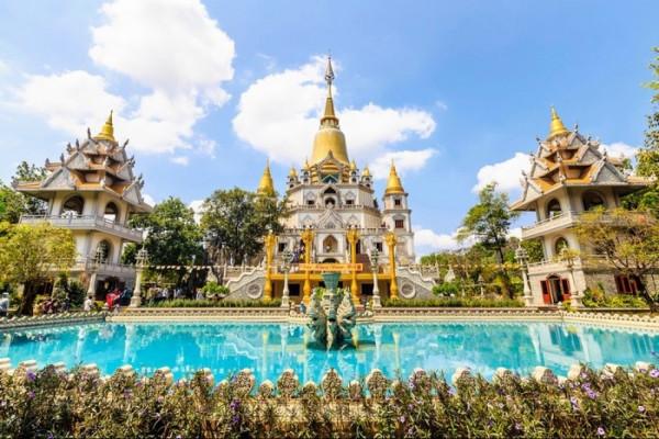 Du xuân đầu năm tại top 5 ngôi chùa đẹp và linh thiêng bậc nhất Việt Nam