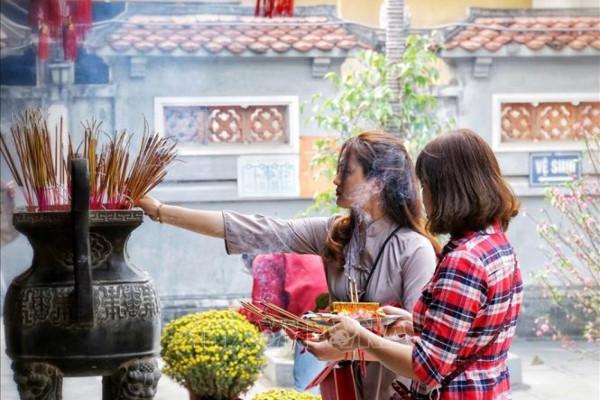 """Top 5 điểm du xuân Lễ chùa đầu năm cho doanh nghiệp """"Gom tài lộc - đón thành công"""""""