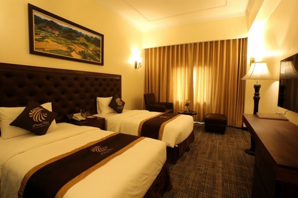 Lưu ngay top 5 khách sạn giá tốt, view đẹp ngay trung tâm Hà Giang
