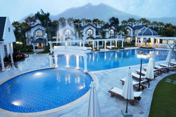 Chia sẻ kinh nghiệm du lịch Vườn Vua Resort Tết âm lịch mới nhất từ A đến Z