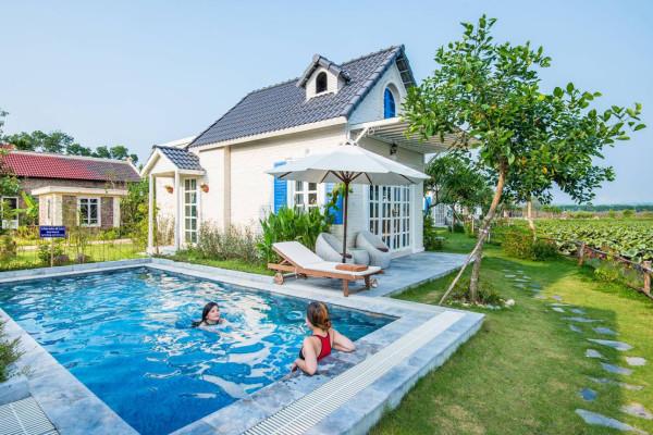 Vườn Vua Resort & Villas Phú Thọ  - Giá phòng & Review chi tiết nhất