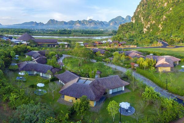 Khám phá khu nghỉ dưỡng 4 sao đầu tiên - Serena Resort Kim Bôi của Hòa Bình