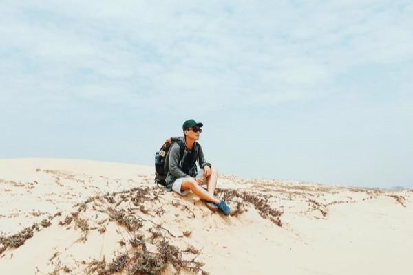 """Ghé thăm cồn cát Quang Phú Quảng Bình để biết thế nào là """"thiên đường trên mặt đất"""""""