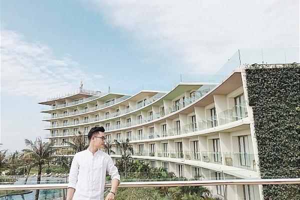 """Ngất ngây trước đẳng cấp """"sang chảnh"""" bậc nhất của resort ở Sầm Sơn"""