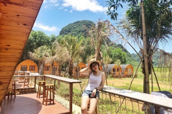 Chày Lập Farmstay - một chốn bình yên ở Quảng Bình