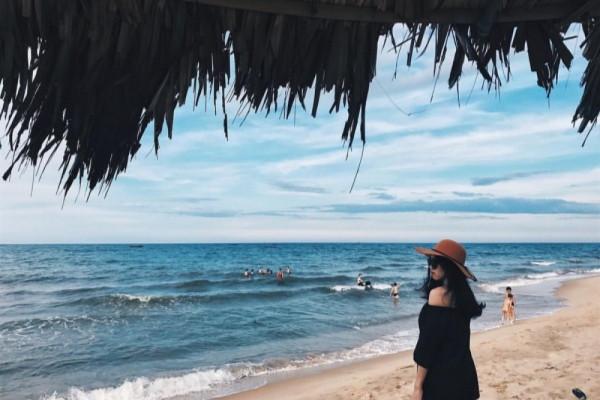Đến Quảng Bình, ngắm nhìn nét thơ mộng ở biển Nhật Lệ