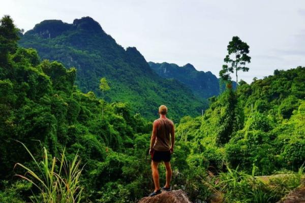 Ghé Phong Nha - Kẻ Bàng, lắng nghe câu chuyện của rừng xanh