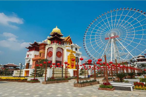 Tổng hợp các điểm vui chơi tại Công viên Asia Park Đà Nẵng