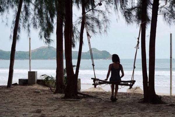 Say đắm với vẻ đẹp của bãi biển Vịnh Hòa Phú Yên mộng mơ