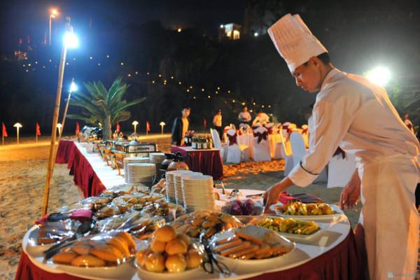 Mách bạn những điểm ăn uống, nhà hàng nào ngon khi nghỉ dưỡng ở Flamingo Đại Lải resort
