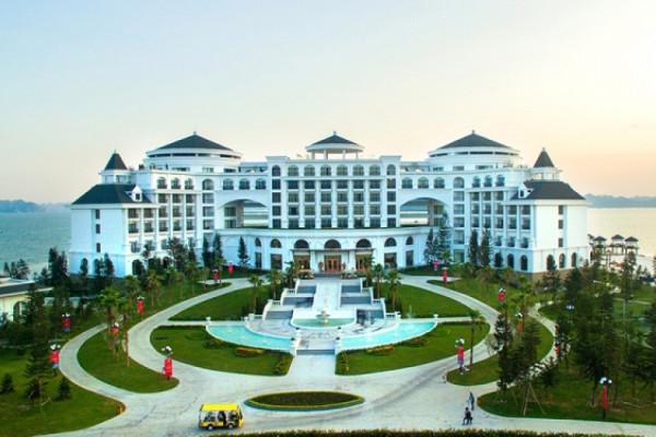 Top 3 khách sạn 5 sao Hạ Long đẹp nhất năm 2018