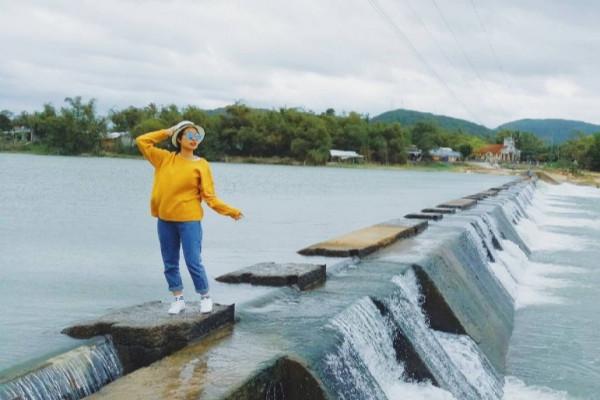 Đập Tam Giang - vẻ đẹp bình yên khó cưỡng nơi mảnh đất Phú Yên
