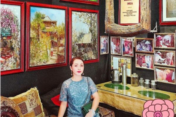 XQ sử quán Đà Lạt - ngôi làng nghệ thuật tranh thêu đỉnh cao của Việt Nam