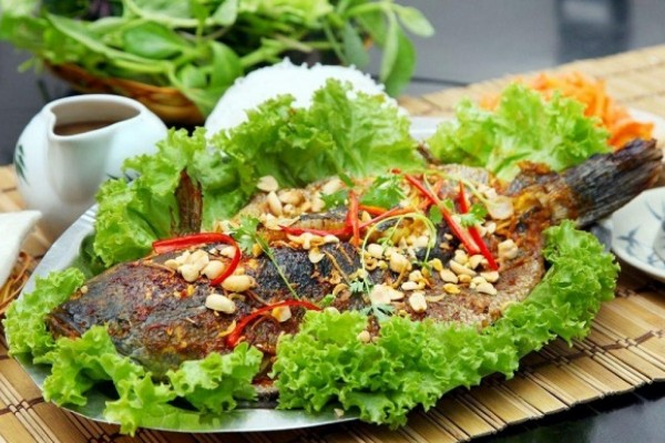Cá mú nướng mọi Phú Quốc - Món ngon hảo hạng khiến du khách khó lòng bỏ qua
