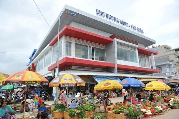 Chợ Dương Đông Phú Quốc - Một trải nghiệm mới lạ cho hành trình