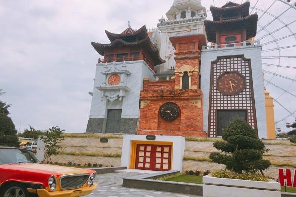 Tất tần tật về Công viên châu Á Asia Park - khu vui chơi đẳng cấp nhất Đà Nẵng