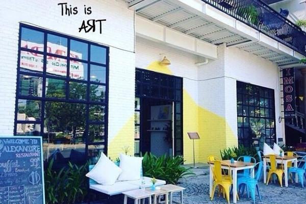 Tổng hợp tất tần tật quán cafe đẹp nhất Đà Nẵng