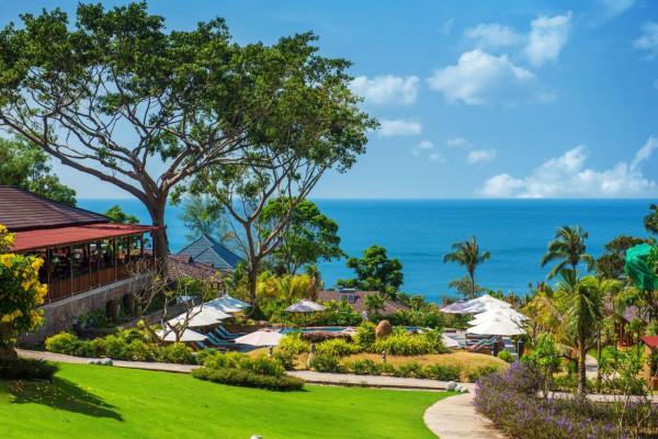Combo Free & Easy: Camia Resort & Spa và vé máy bay khứ hồi