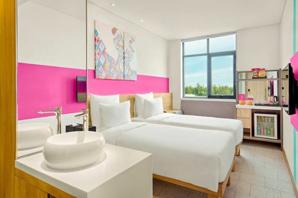 Twin Superior Room - Latido Hotel_001